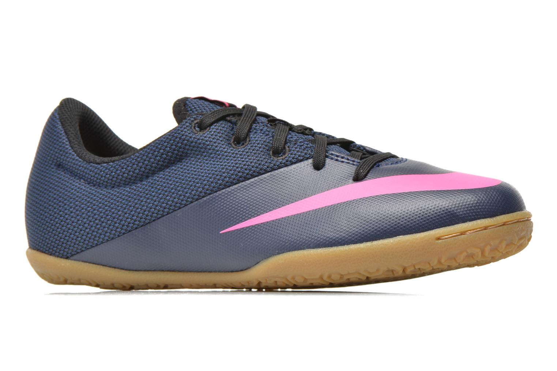 Sneaker Nike Jr Mercurialx Pro Ic blau ansicht von hinten