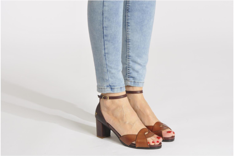 Sandali e scarpe aperte Neosens Moll 487 Marrone immagine dal basso