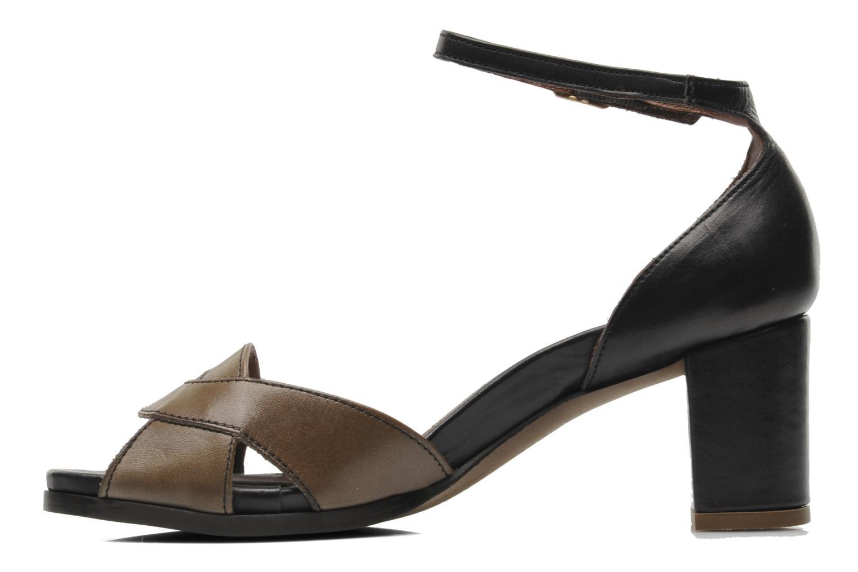 Sandali e scarpe aperte Neosens Moll 487 Marrone immagine frontale