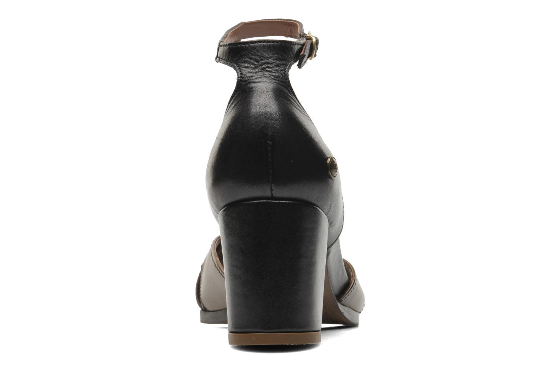 Sandali e scarpe aperte Neosens Moll 487 Marrone immagine destra