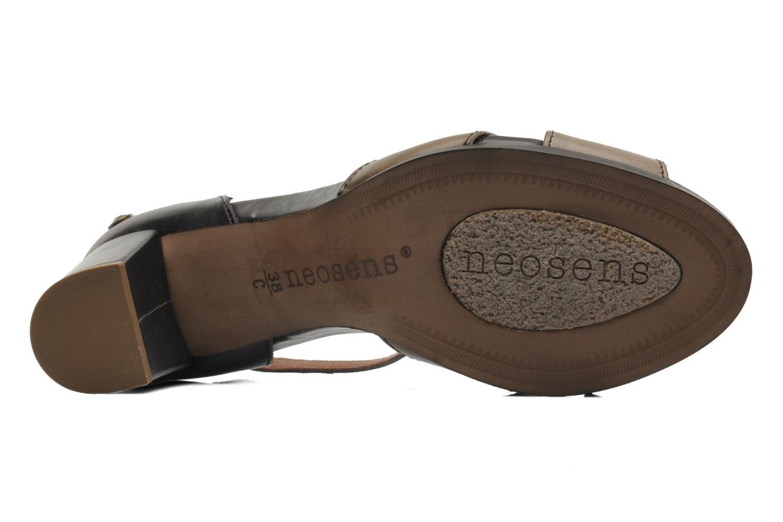 Sandali e scarpe aperte Neosens Moll 487 Marrone immagine dall'alto
