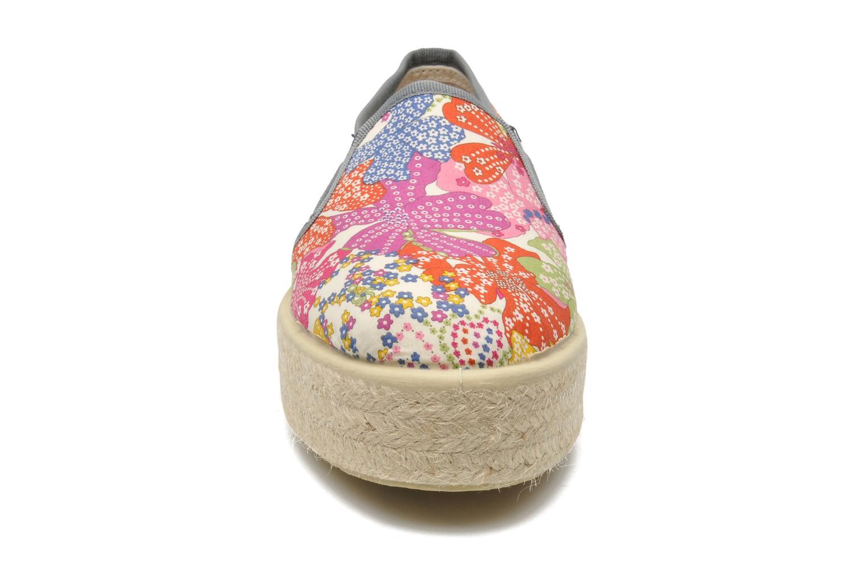 Espadrilles Sixty Seven Leah Multicolore vue portées chaussures