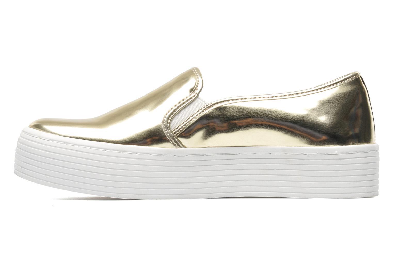 Sneaker Sixty Seven Kira gold/bronze ansicht von vorne