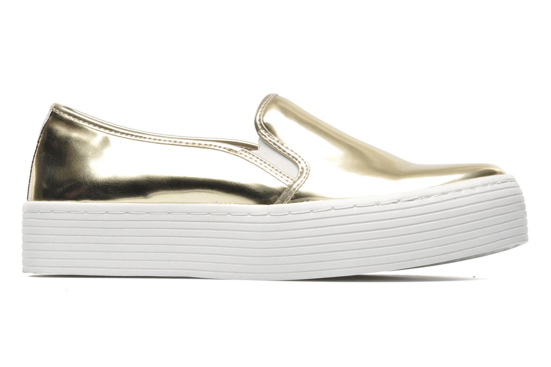 Sneaker Sixty Seven Kira gold/bronze ansicht von hinten