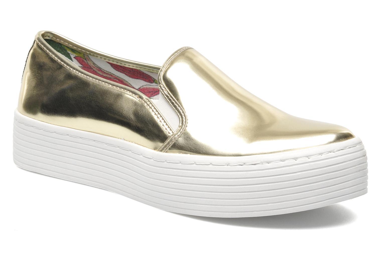 Sneaker Sixty Seven Kira gold/bronze detaillierte ansicht/modell