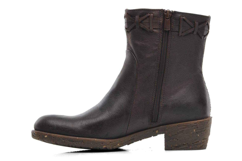 Bottines et boots El Naturalista Quera NC51 Marron vue face