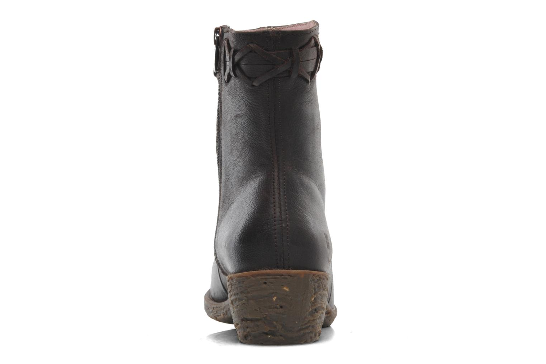 Bottines et boots El Naturalista Quera NC51 Marron vue droite