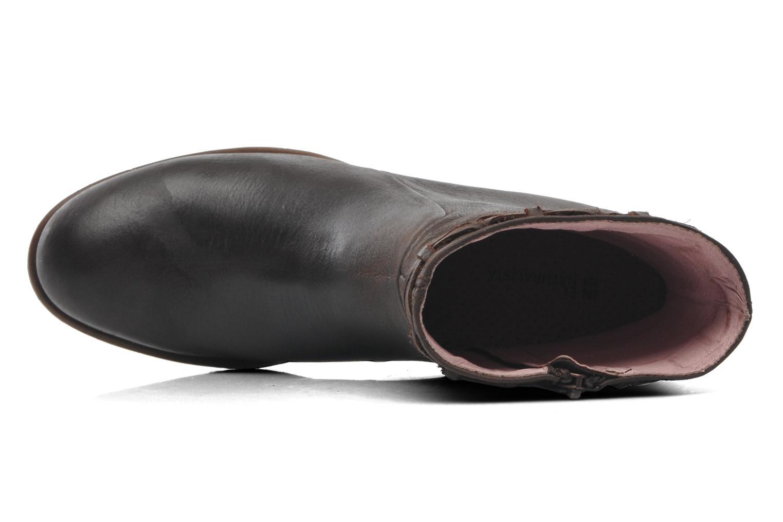 Bottines et boots El Naturalista Quera NC51 Marron vue gauche