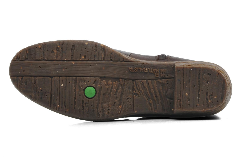 Bottines et boots El Naturalista Quera NC51 Marron vue haut