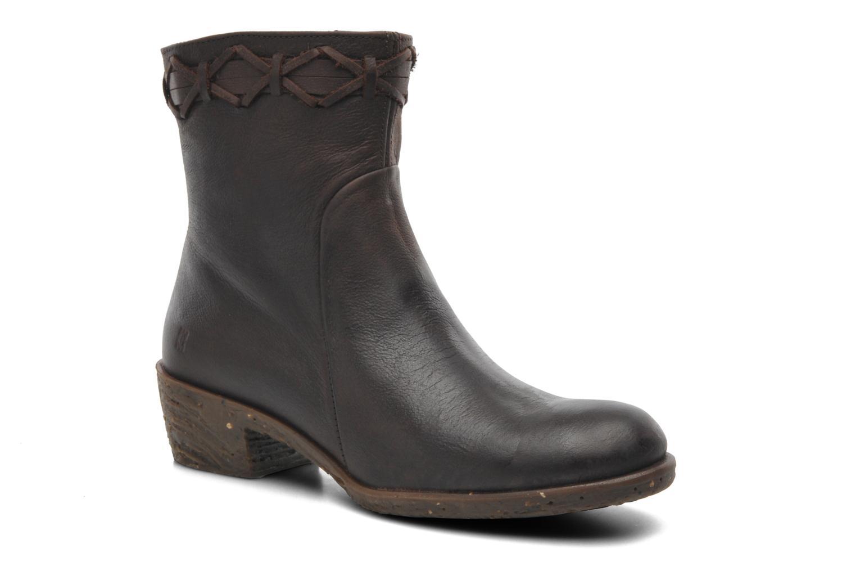 Bottines et boots El Naturalista Quera NC51 Marron vue détail/paire