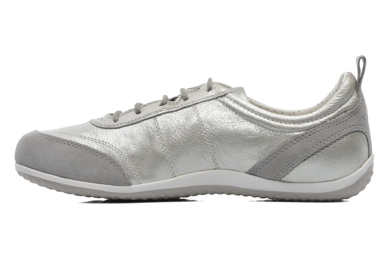 Sneakers Geox D VEGA A D3209A Beige voorkant