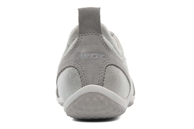 Sneakers Geox D VEGA A D3209A Beige rechts