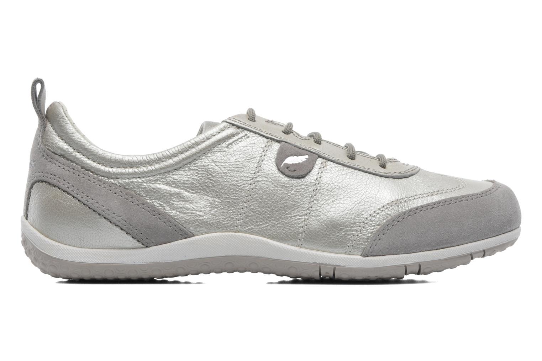 Sneakers Geox D VEGA A D3209A Beige achterkant