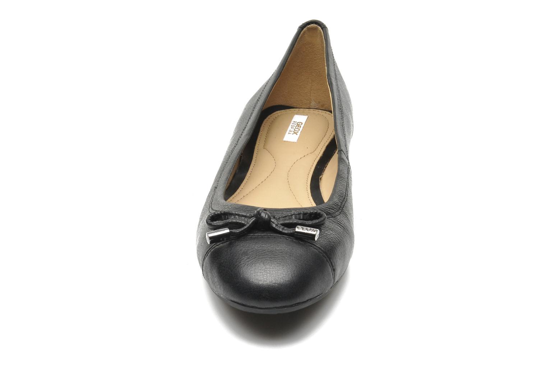 Ballerinas Geox D LOLA A D93M4A schwarz schuhe getragen