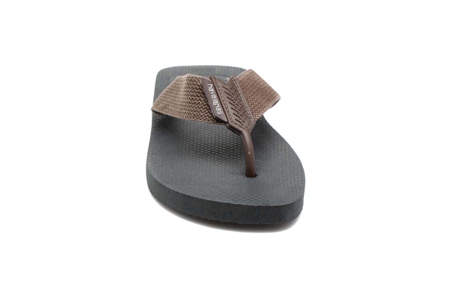 Urban Basic Grey Dark Brown