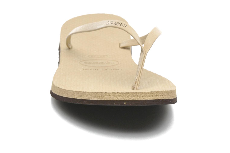 Slippers Havaianas Havaianas You Beige model
