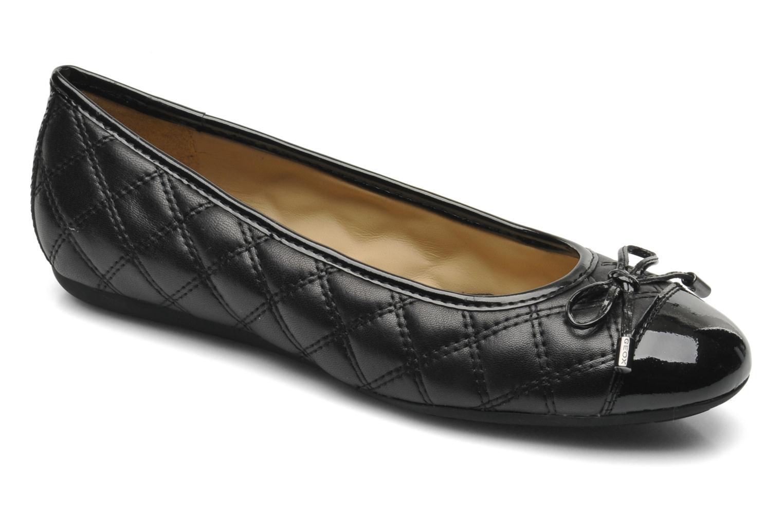 Ballet pumps Geox D LOLA L D24M4L Black detailed view/ Pair view