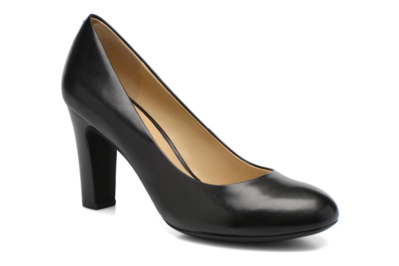 Zapatos de mujer baratos zapatos de mujer Geox D NEW MARIELE H. A D5298A (Negro) - Zapatos de tacón en Más cómodo