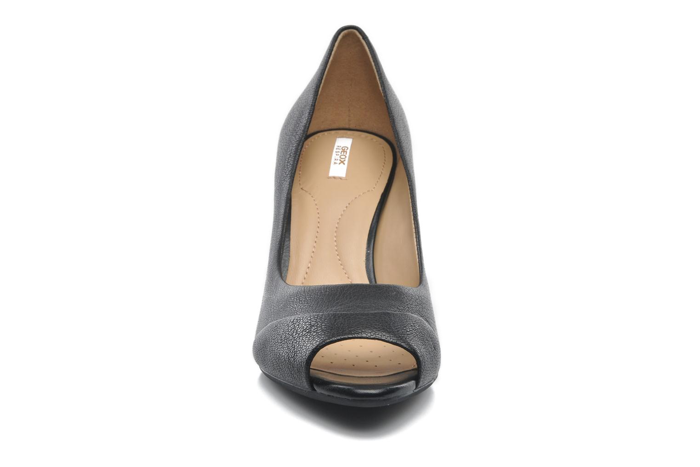 Escarpins Geox D DONYALE B D52B9B Noir vue portées chaussures