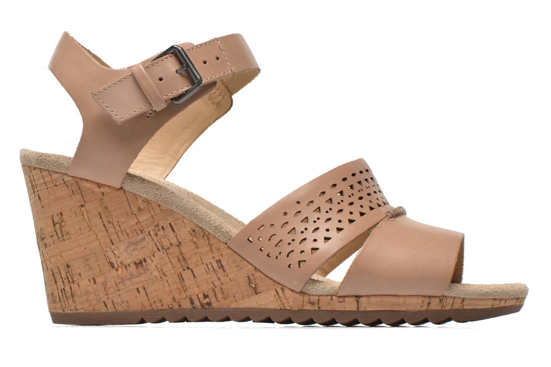 Sandali e scarpe aperte Geox D ALIAS A D52C3A Marrone immagine posteriore