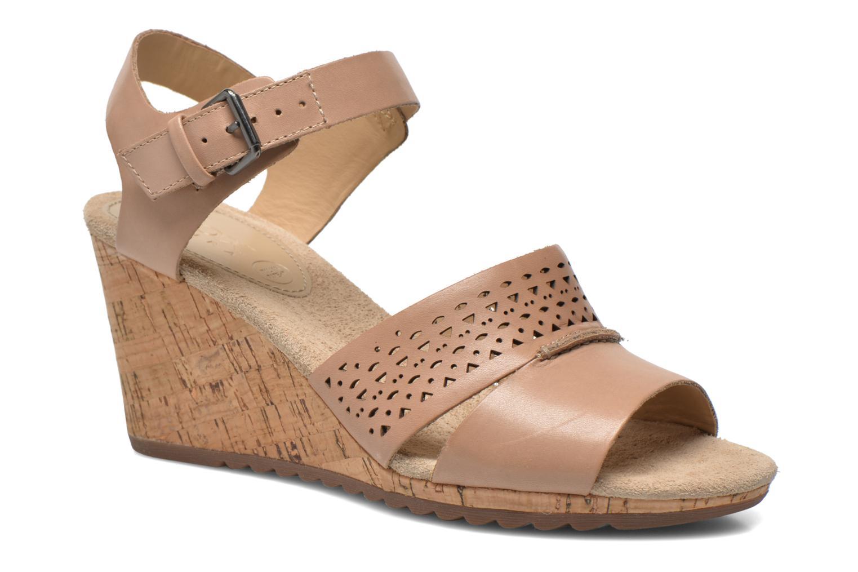 Sandales et nu-pieds Geox D ALIAS A D52C3A Marron vue détail/paire