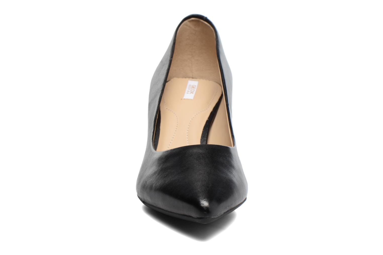 High heels Geox D ELINA C D52P8C Black model view