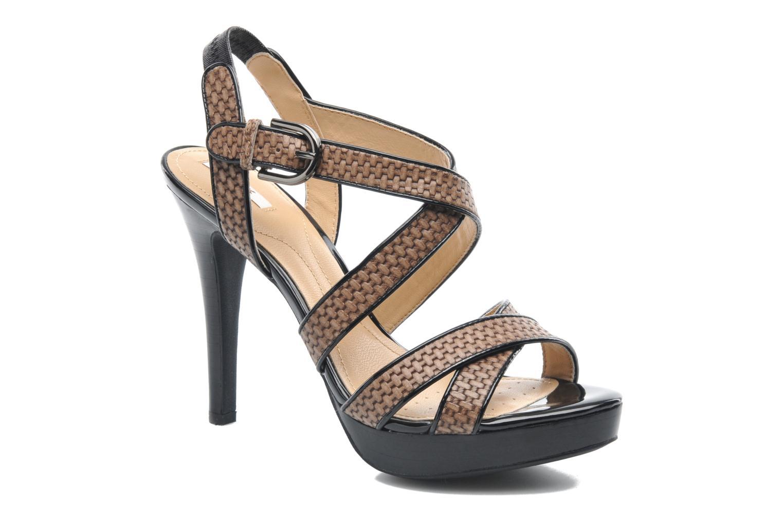 Sandales et nu-pieds Geox D IVANA SAND C D52Q2C Multicolore vue détail/paire