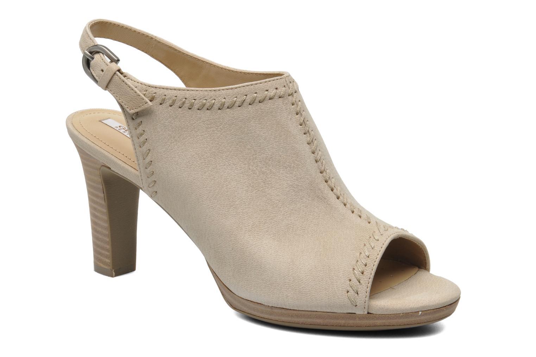 Sandales et nu-pieds Geox D LANA SAND B D52Q5B Beige vue détail/paire