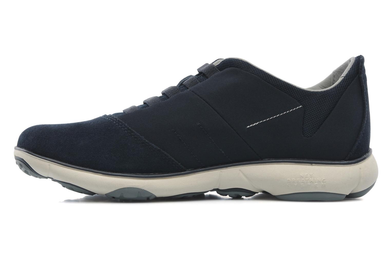 Sneaker Geox U NEBULA B U52D7B blau ansicht von vorne