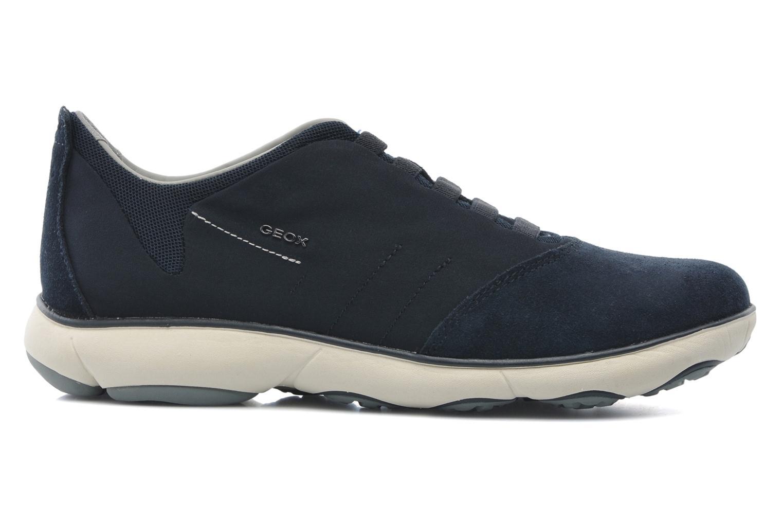 Sneaker Geox U NEBULA B U52D7B blau ansicht von hinten
