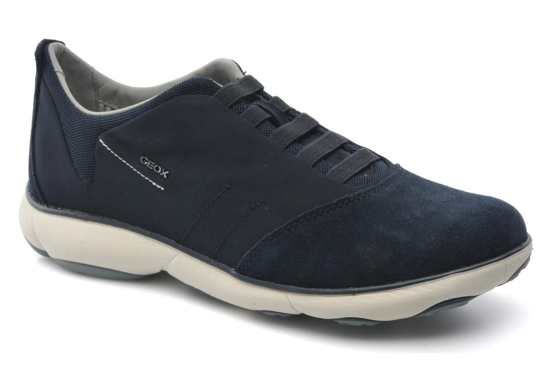 Sneaker Geox U NEBULA B U52D7B blau detaillierte ansicht/modell