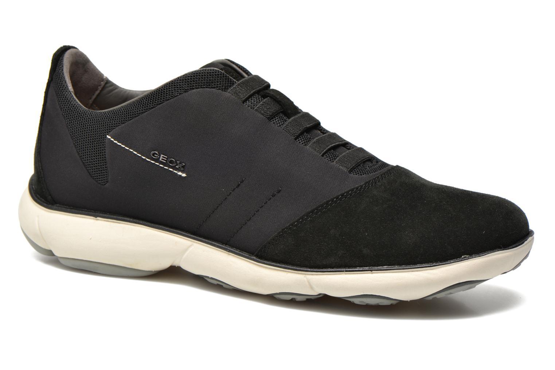 Sneaker Geox U NEBULA B U52D7B schwarz detaillierte ansicht/modell
