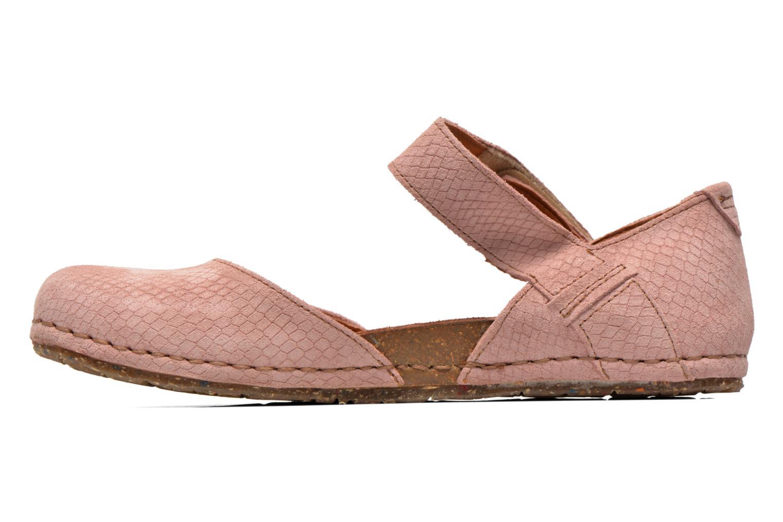 Sandalen Art Creta 448 rosa ansicht von vorne