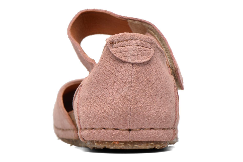 Sandalen Art Creta 448 rosa ansicht von rechts