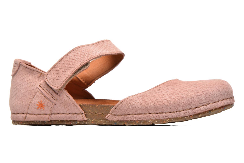 Sandalen Art Creta 448 rosa ansicht von hinten