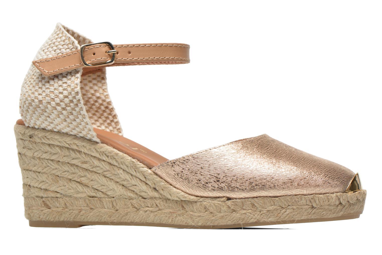 Sandali e scarpe aperte Maypol Luz Oro e bronzo immagine posteriore