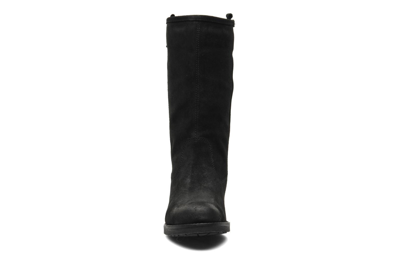 Bottines et boots Geox D Virna B ABX A D44N5A Noir vue portées chaussures