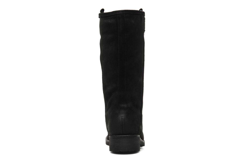 Bottines et boots Geox D Virna B ABX A D44N5A Noir vue droite