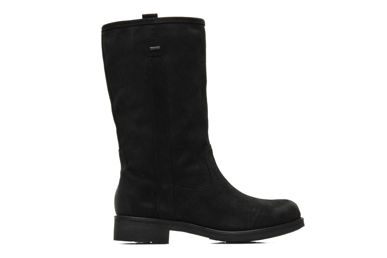 Bottines et boots Geox D Virna B ABX A D44N5A Noir vue derrière