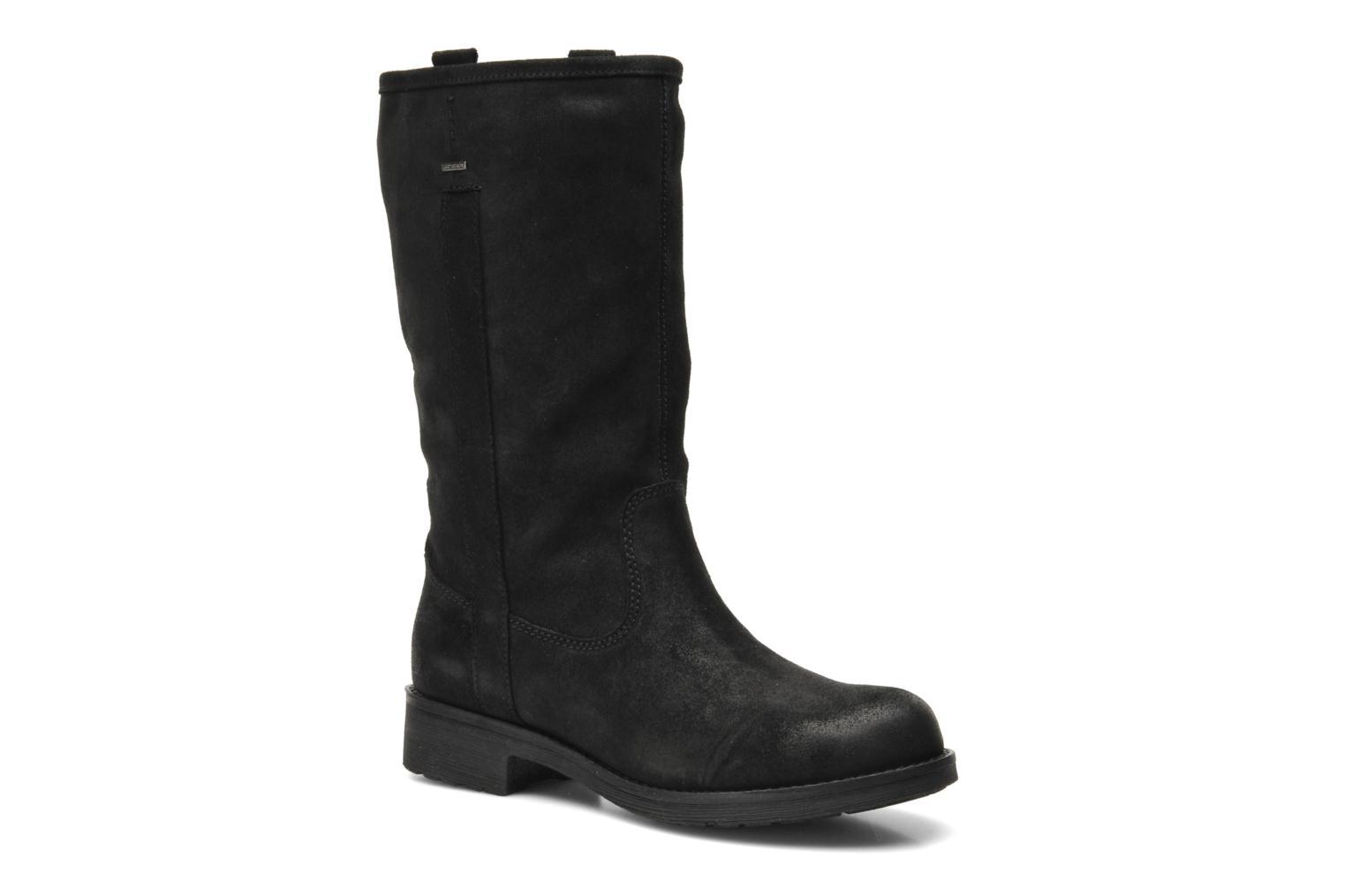 Bottines et boots Geox D Virna B ABX A D44N5A Noir vue détail/paire