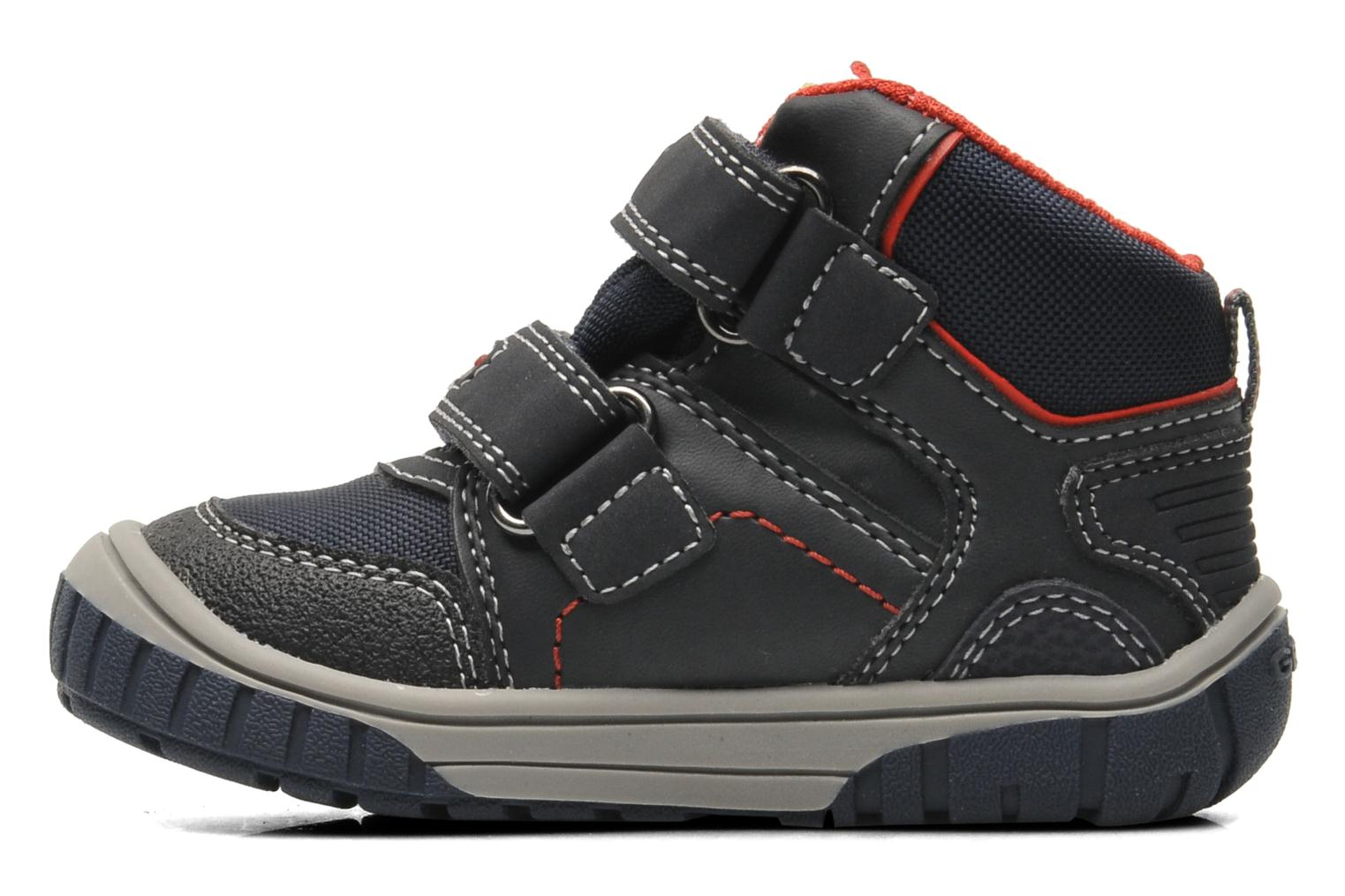 B Omar B Boy ABX A B44N3A Dark Navy / Red