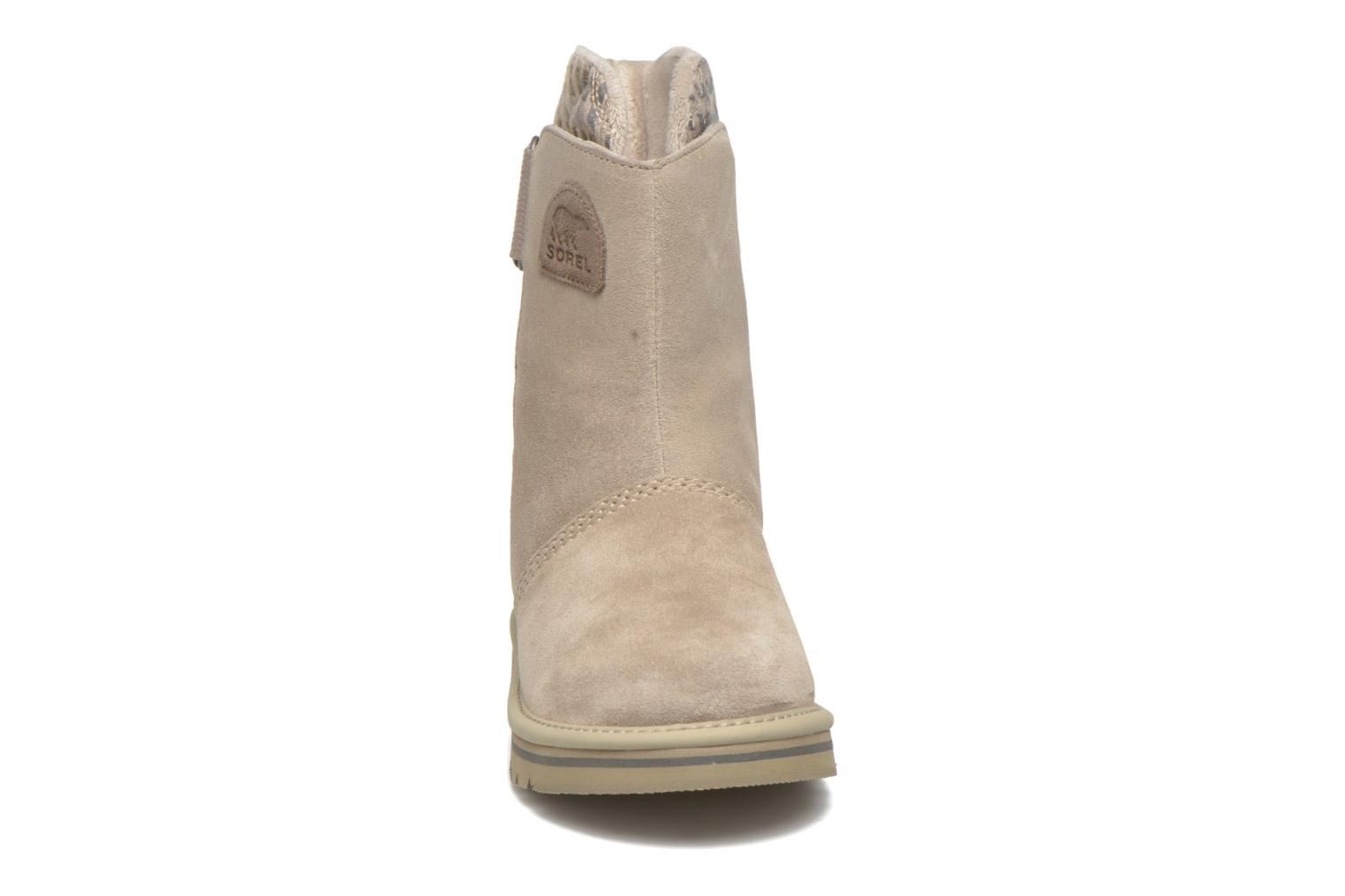 Ankle boots Sorel Newbie I Grey model view