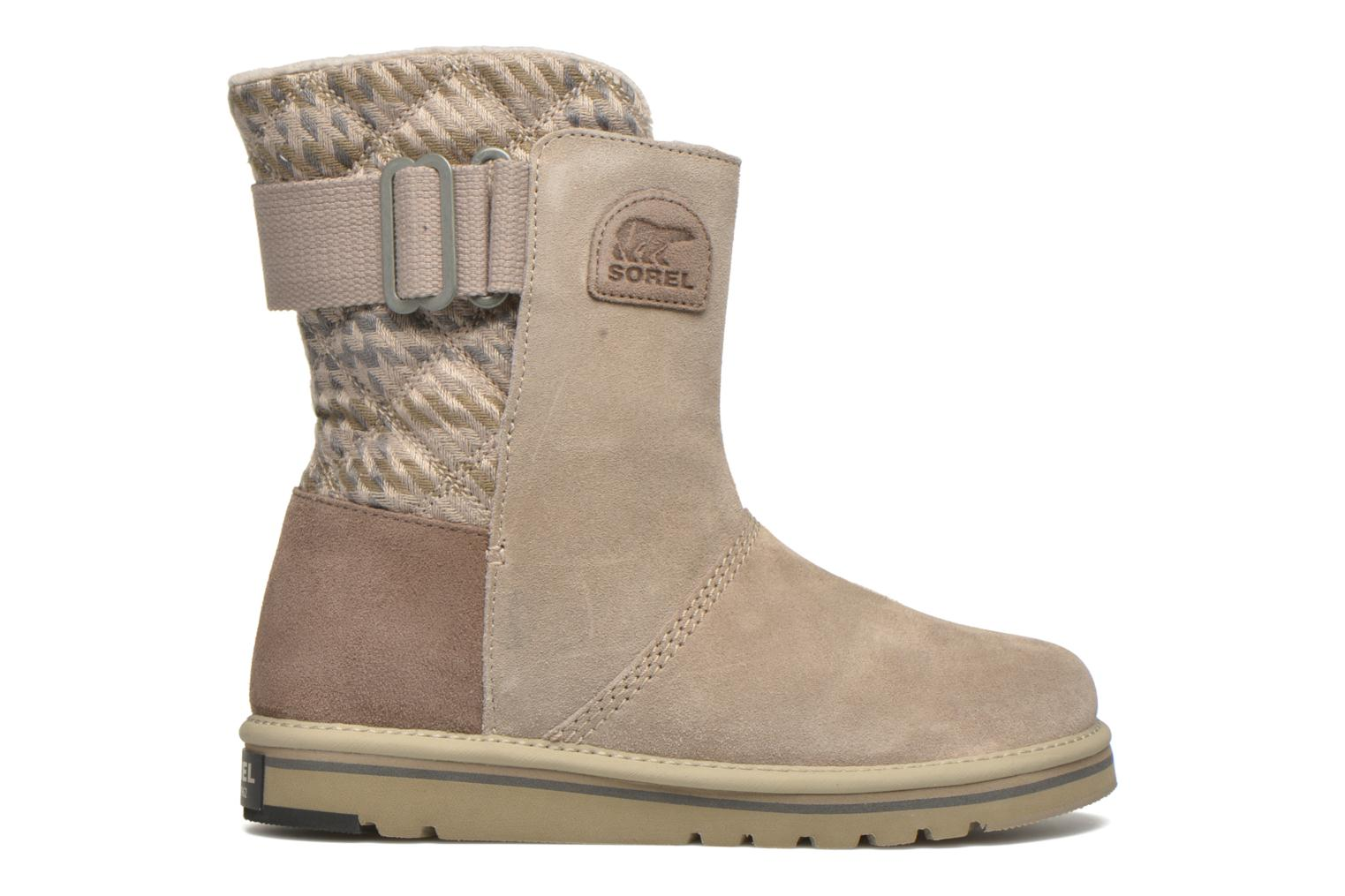 Ankle boots Sorel Newbie I Grey back view