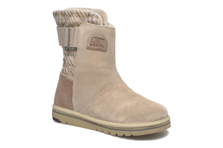 Grandes Newbie descuentos últimos zapatos Sorel Newbie Grandes I (Gris) - Botines  Descuento 209445