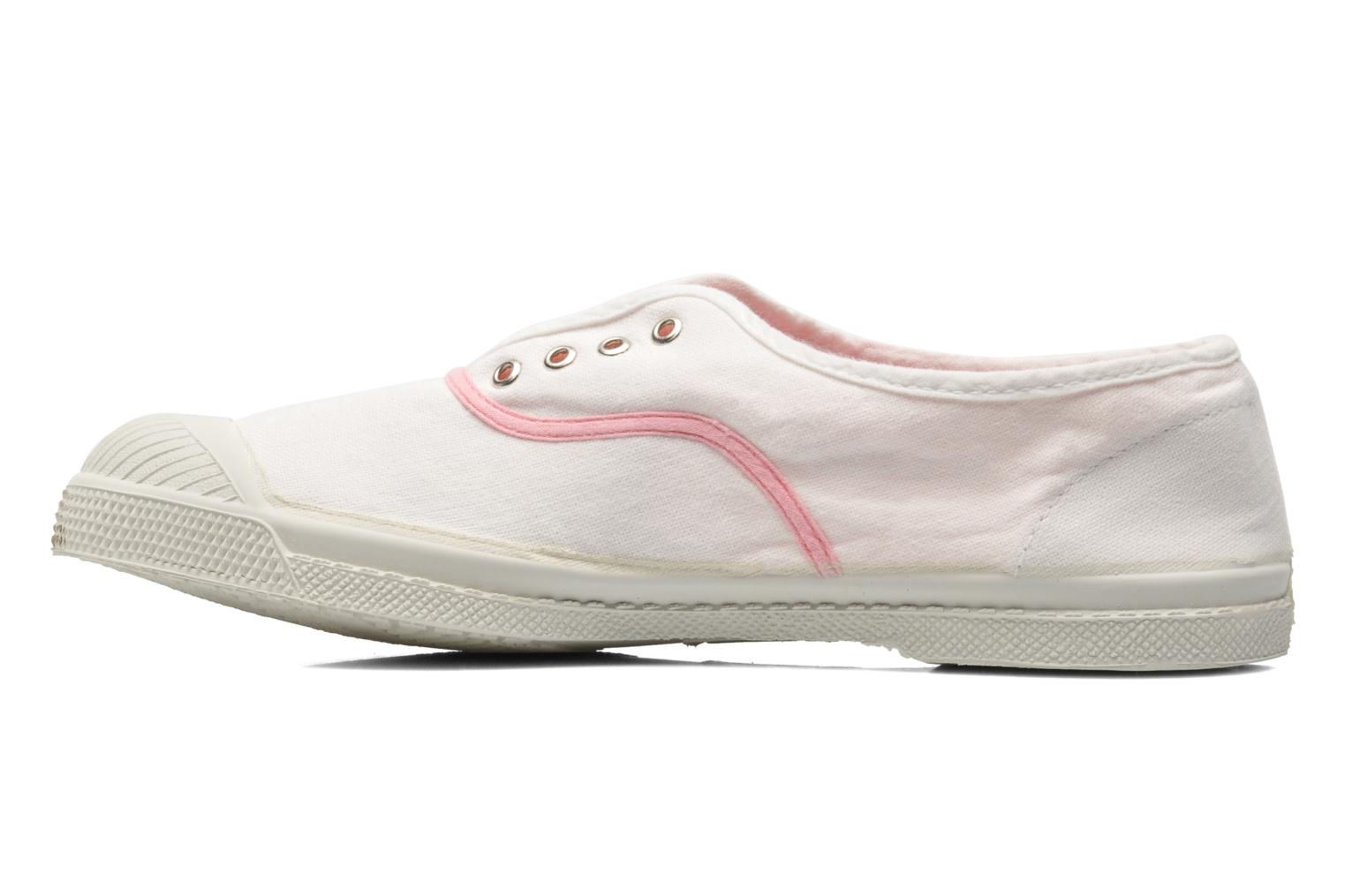 Sneakers Bensimon Tennis Elly Stretch Wit voorkant