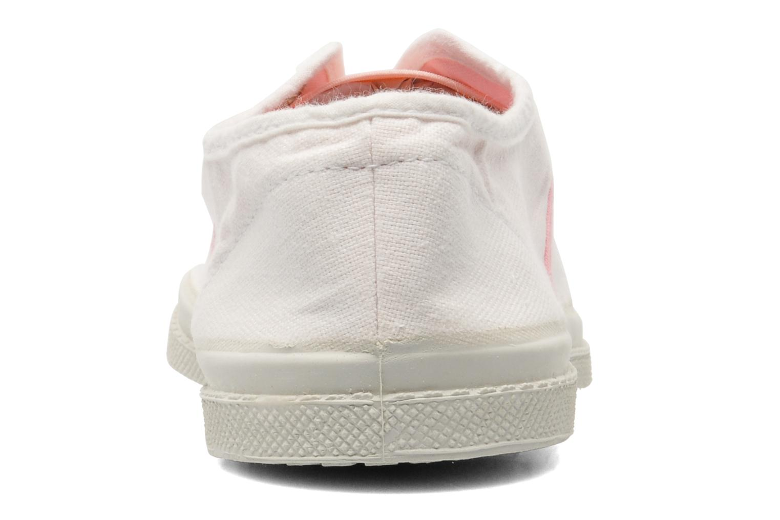 Sneakers Bensimon Tennis Elly Stretch Wit rechts