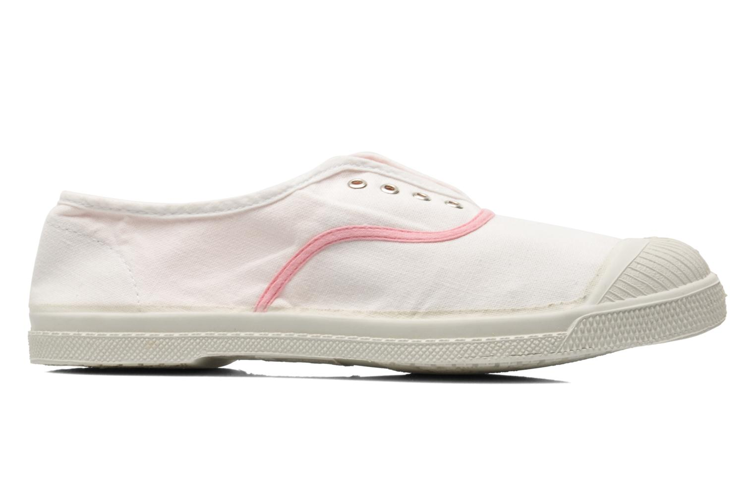 Sneakers Bensimon Tennis Elly Stretch Wit achterkant