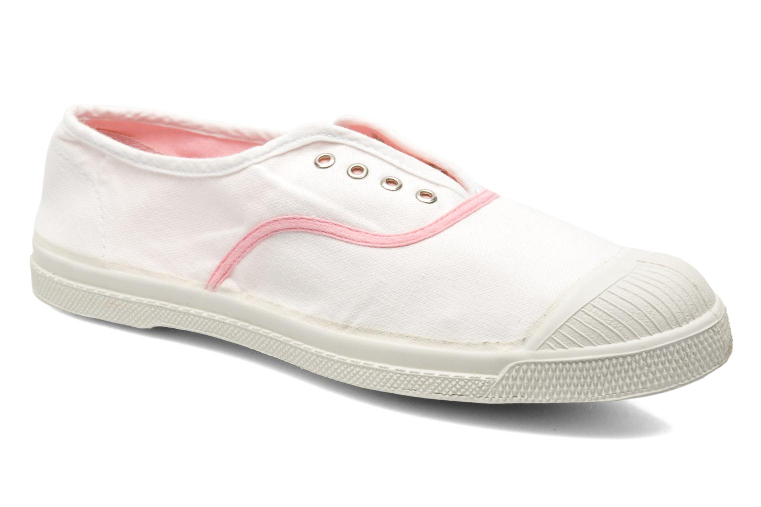 Sneakers Bensimon Tennis Elly Stretch Wit detail