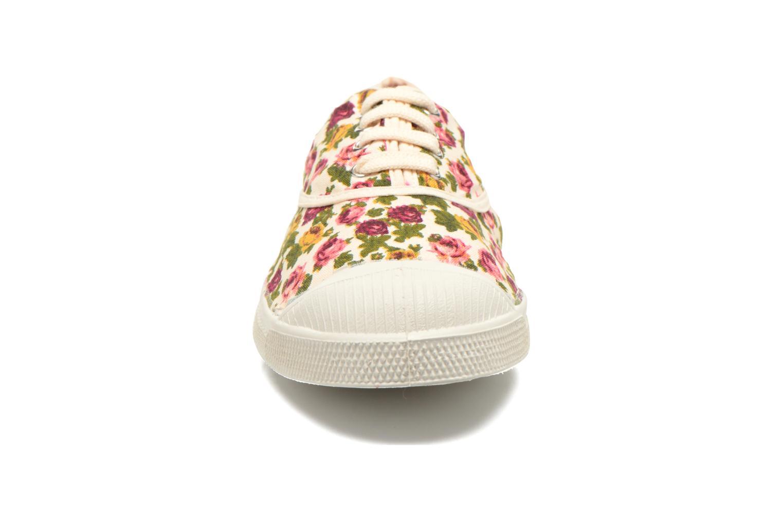 Sneakers Bensimon Tennis Paco Chicano Fleurs Multi bild av skorna på