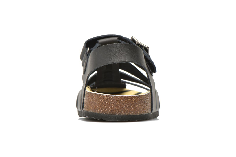 Sandales et nu-pieds Kickers MAGIFLO Noir vue droite
